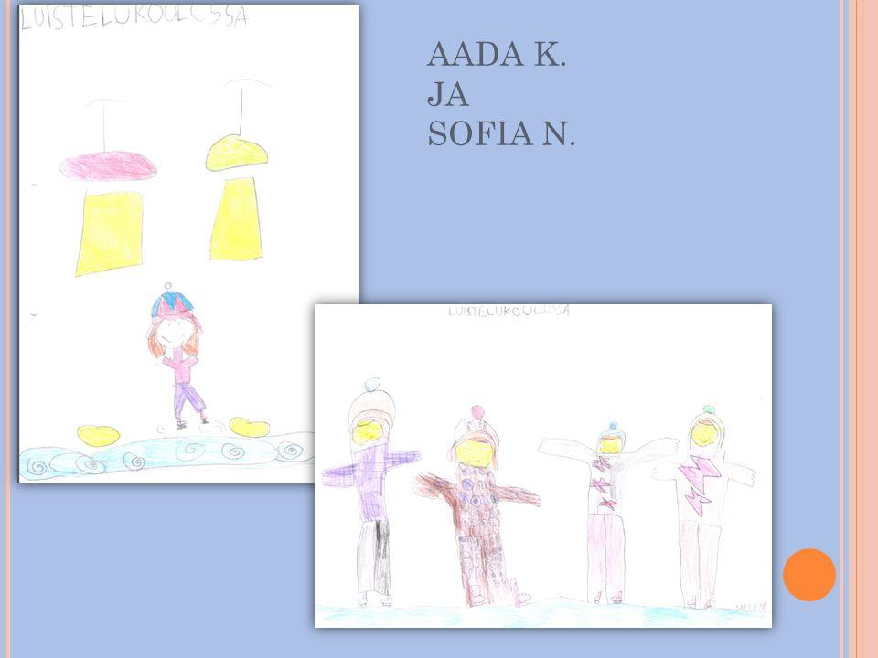 AADA K. JA SOFIA N.
