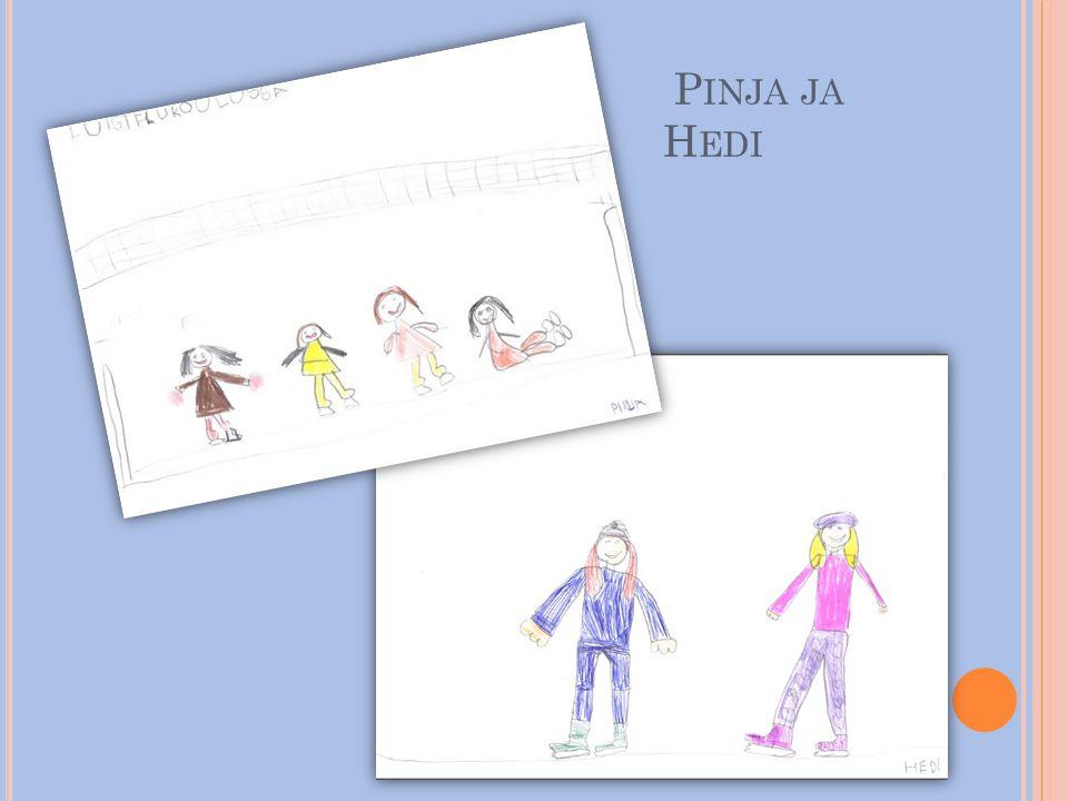 Pinja ja Hedi