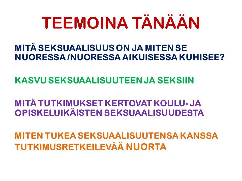 TEEMOINA TÄNÄÄN