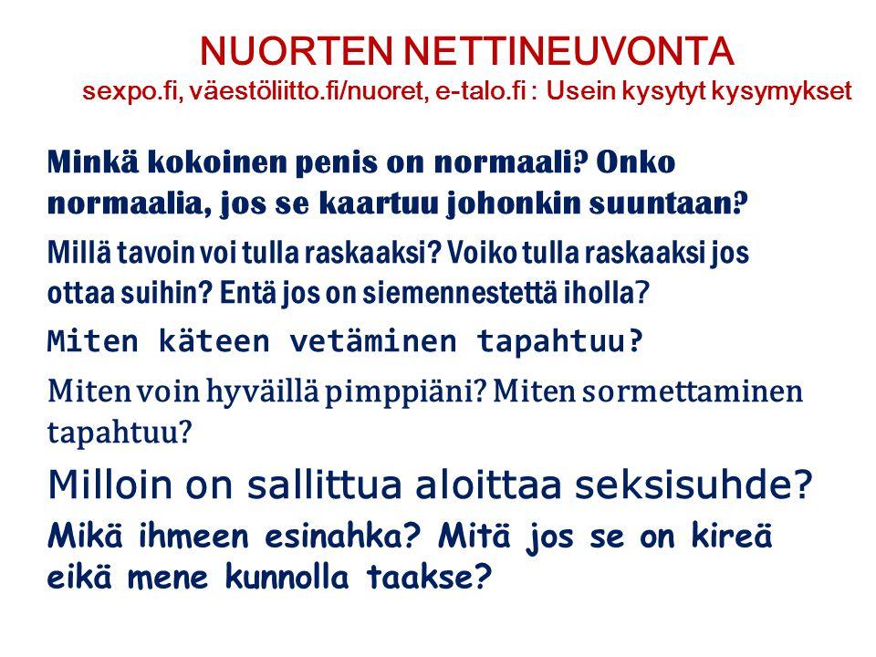 milloin aloittaa seurustelu Savonlinna