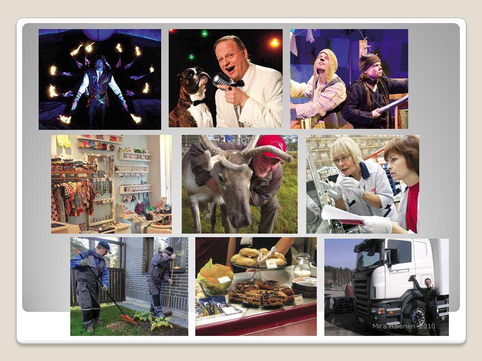 Tuliteatteri, Kapsäkki (musiikkiteatteria), Forum Box Ruoholahdessa (näyttely- ja esitystila), Sopivashop (ekohenkisiä asusteita Eerikinkadulla), Tahdonvoima (musiikkiklubi), Hoivakoti Niittyvilla (mielenterveyskuntoutujille), Sallan poropuisto (retkien järjestäminen oheisohjelmineen), taideyhteisö Lilith (Merkittävä yhteisö Helsingissä: esiintyvistä taiteilijoista valokuvaajiin, kuvittajiin ja kirjailijoihin, yli 100 jäsentä), Espoon Electros (vuokraa työvoimaa: elektroniikan, sähkö- ja metallialan ammattilaisia), Kainuun Kanerva (talonmies- ja rakennuspalveluja), Tinjami (luomuravintola), Kilon OsuusAuto (autonkuljettajia), Elonvirta (luontaishoitoja).