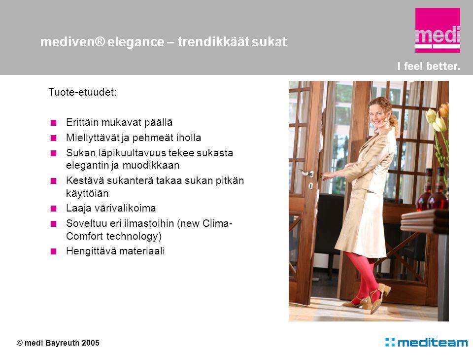 mediven® elegance – trendikkäät sukat