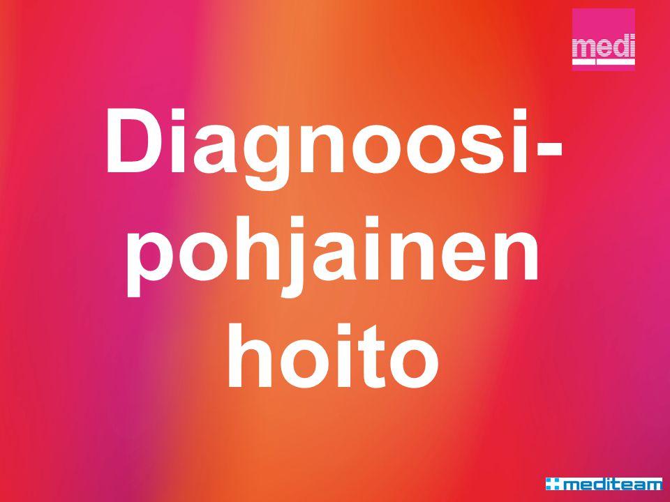Diagnoosi-pohjainen hoito
