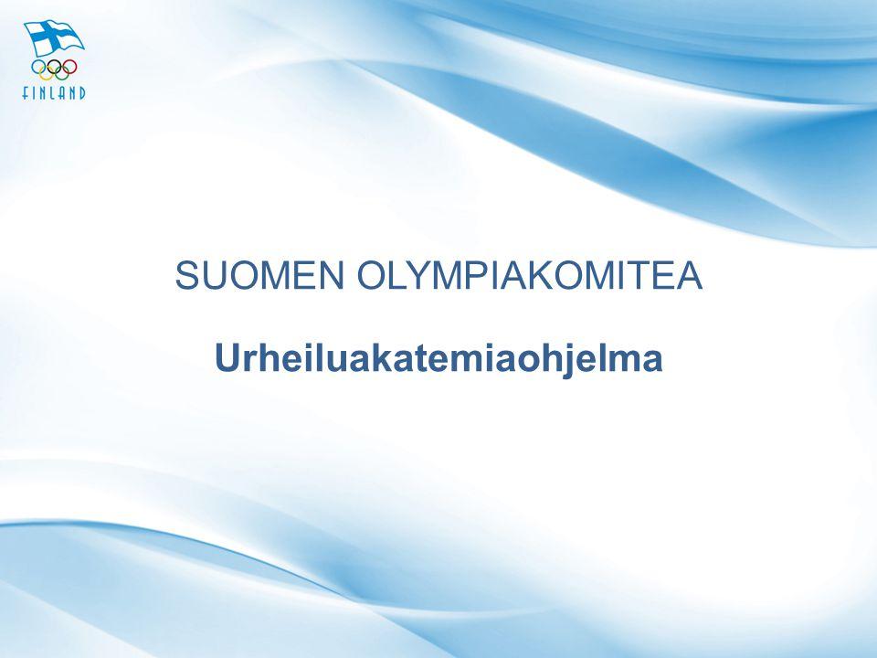 Urheiluakatemiaohjelma