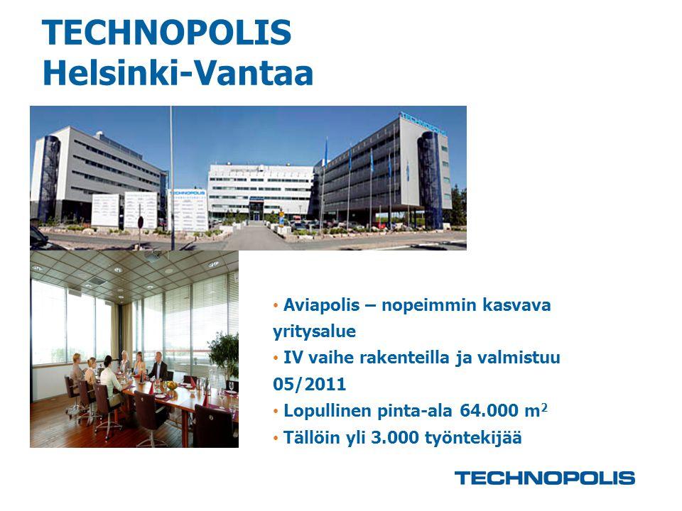 TECHNOPOLIS Helsinki-Vantaa