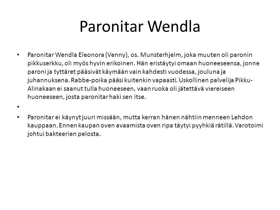Paronitar Wendla