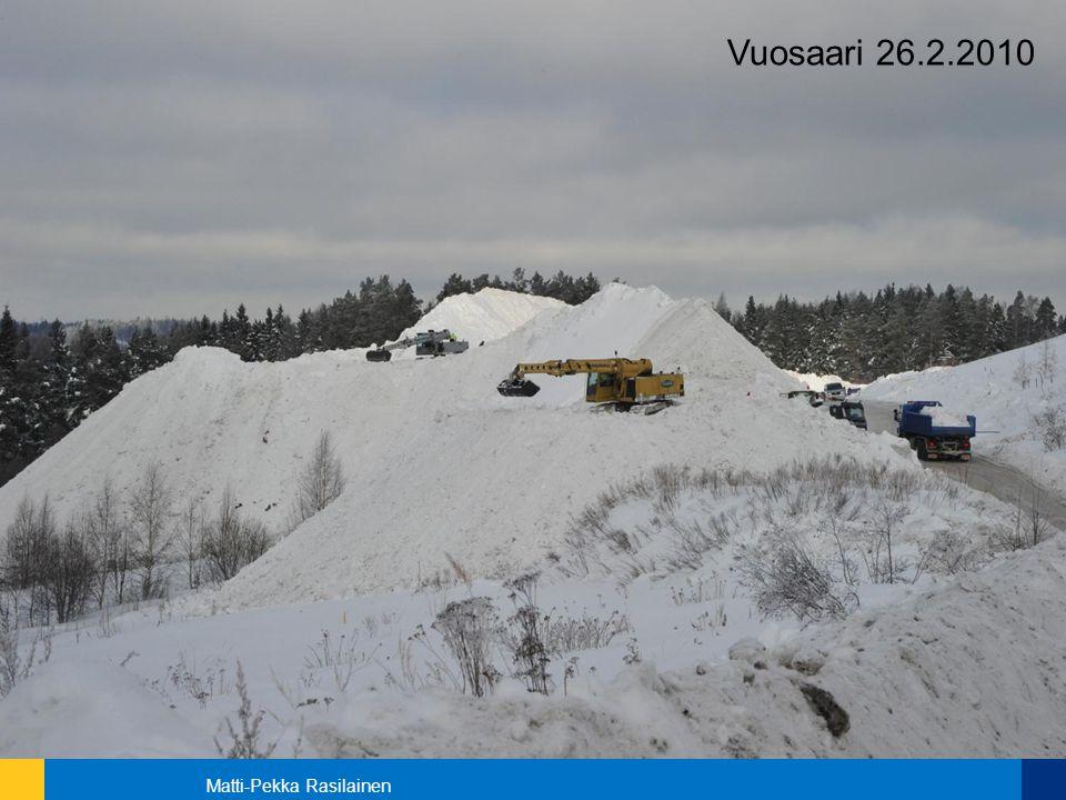 Vuosaari 26.2.2010 Matti-Pekka Rasilainen