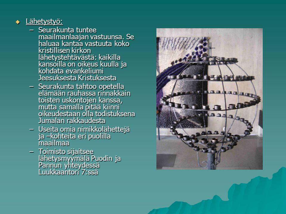 Lähetystyö: