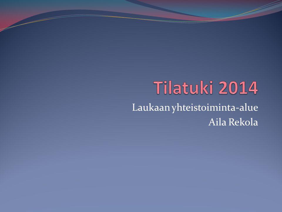 Laukaan yhteistoiminta-alue Aila Rekola
