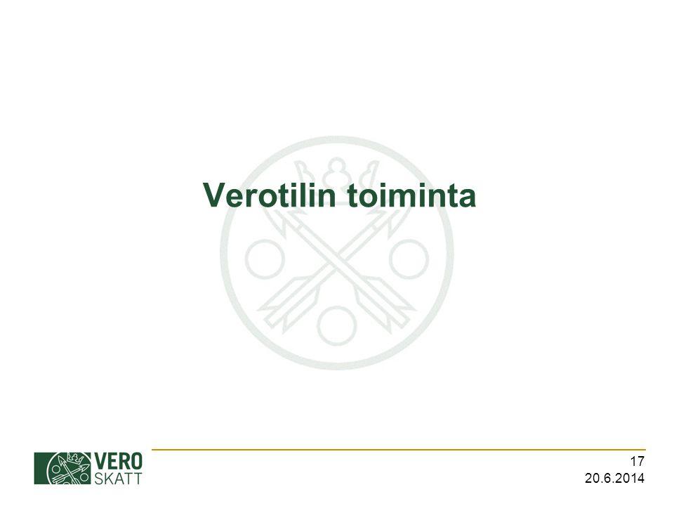 Verotilin toiminta 2.4.2017