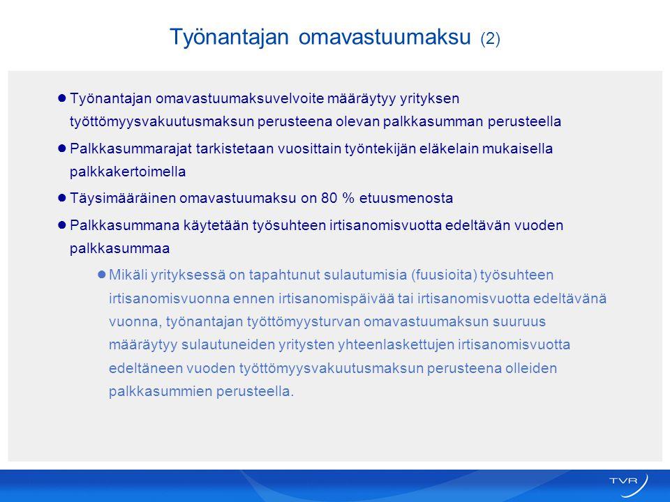 Työnantajan omavastuumaksu (2)