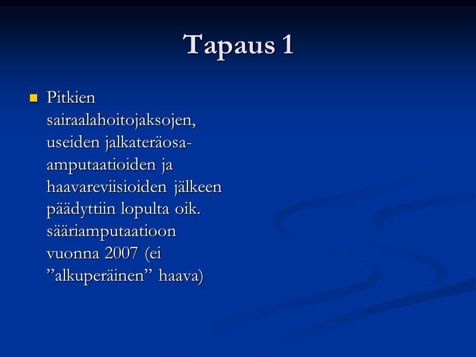 Tapaus 1