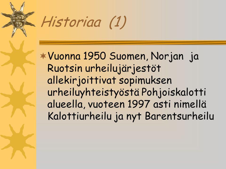 Historiaa (1)