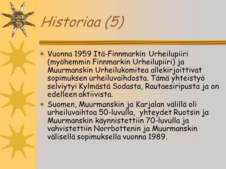 Historiaa (5)