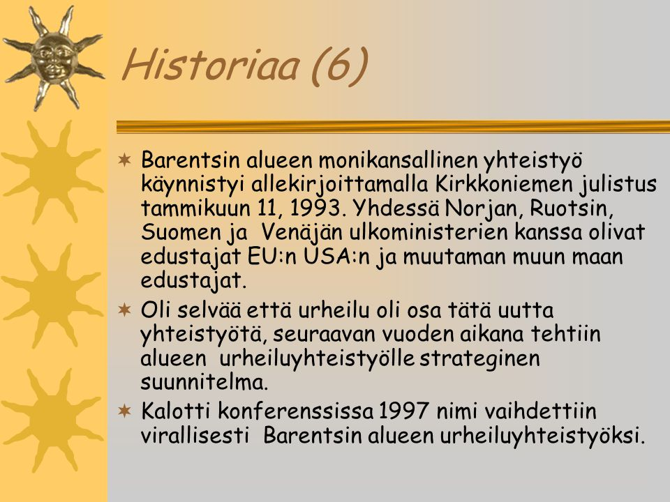 Historiaa (6)