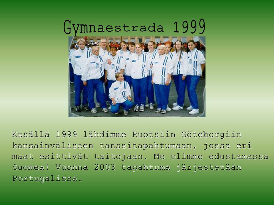 Gymnaestrada 1999