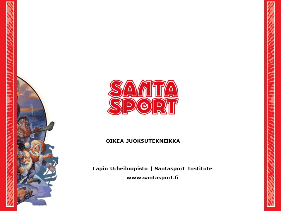 Lapin Urheiluopisto   Santasport Institute