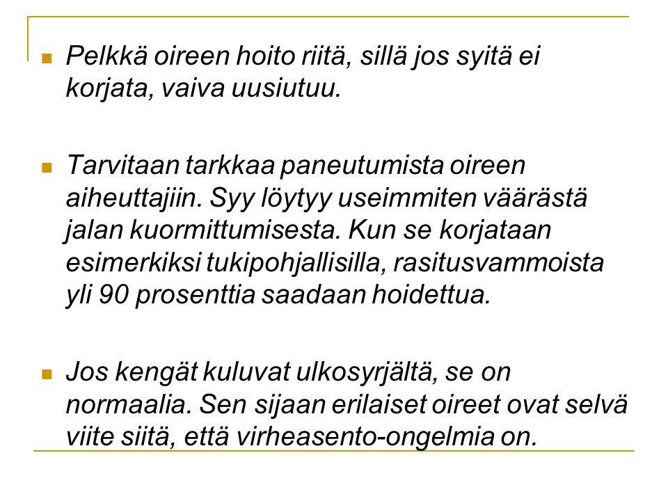 Tyypillisiä urheiluvammoja nuorilla urheilijoilla Ilmo Litmanen - ppt lataa