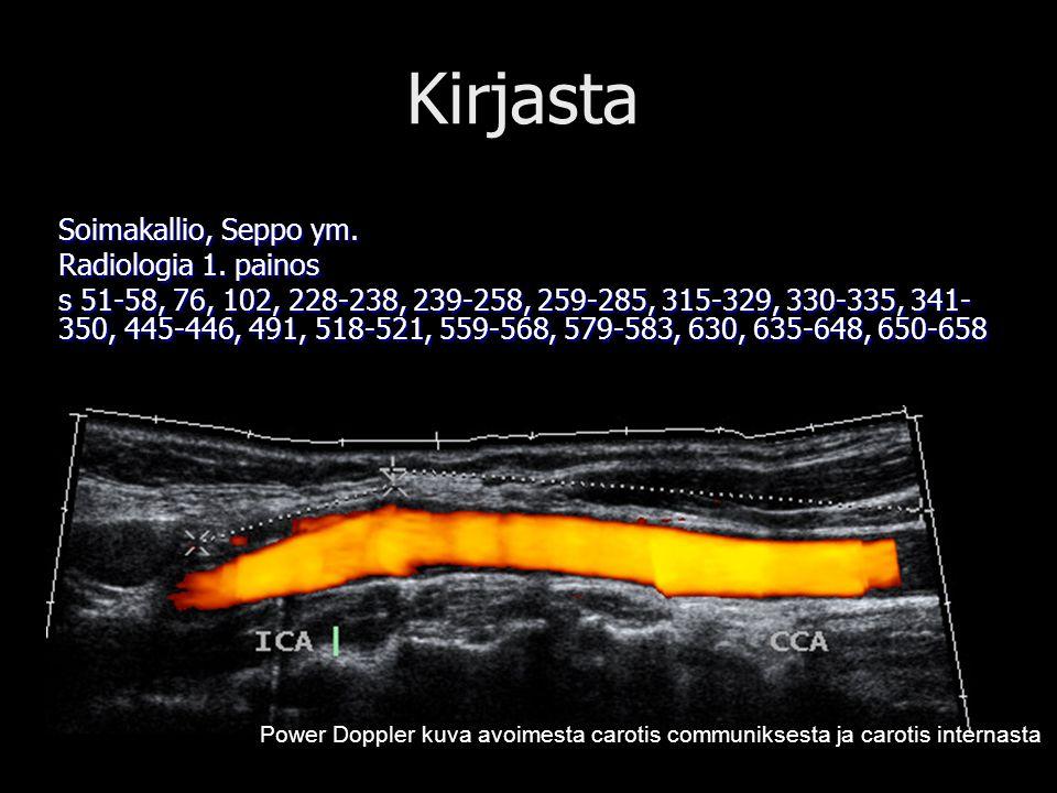 Kirjasta Soimakallio, Seppo ym. Radiologia 1. painos