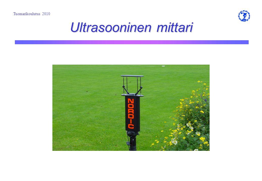 Ultrasooninen mittari