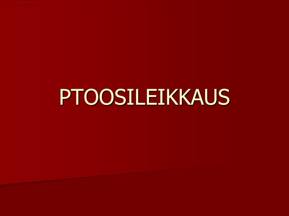 PTOOSILEIKKAUS