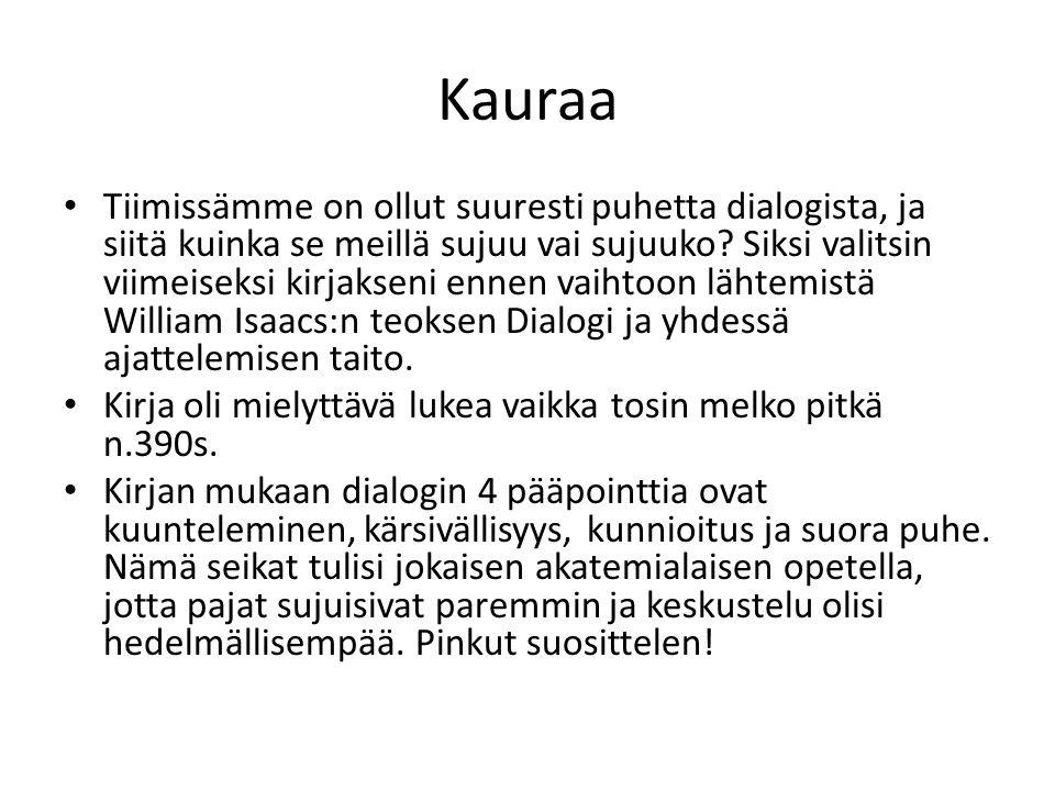 Kauraa