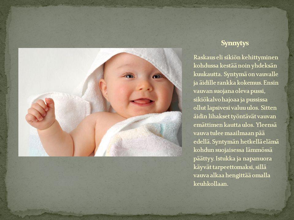 Synnytys