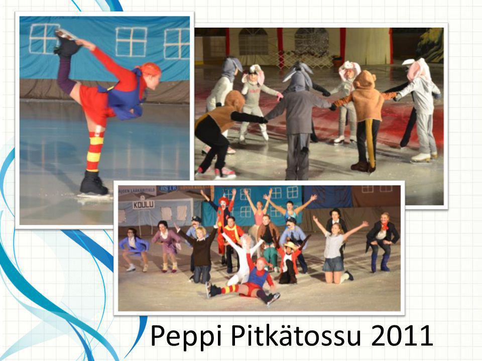 Peppi Pitkätossu 2011