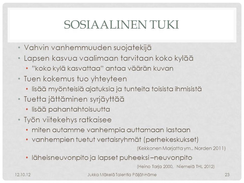 Jukka Mäkelä Talentia Päijät-Häme