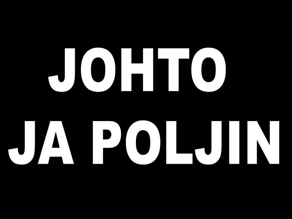 JOHTO JA POLJIN