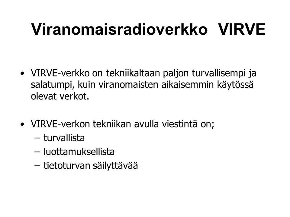 Viranomaisradioverkko VIRVE