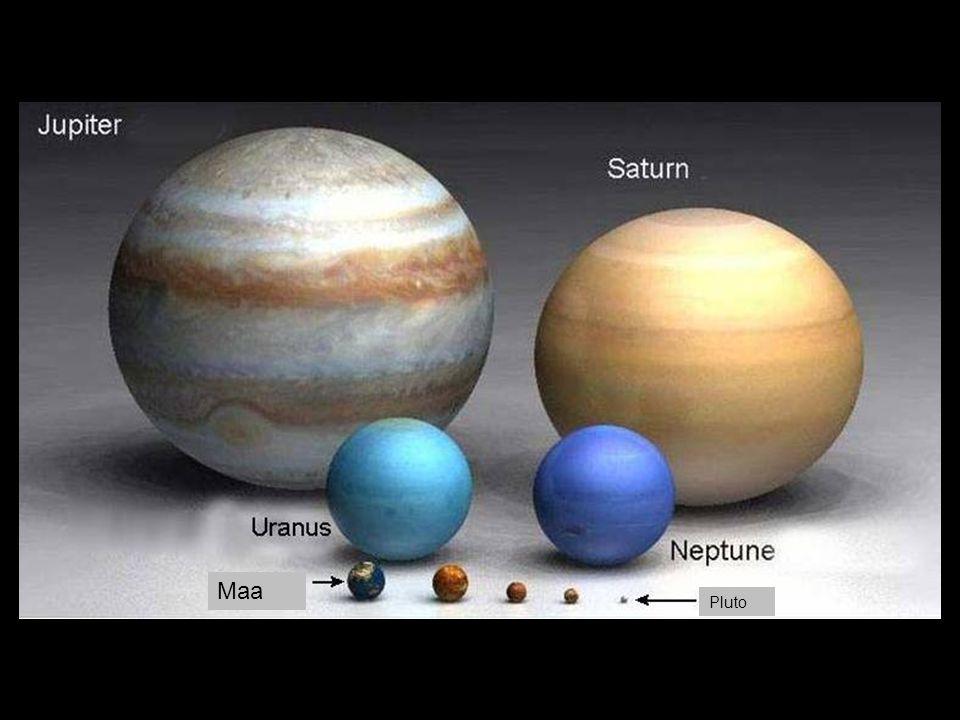 Maa Pluto