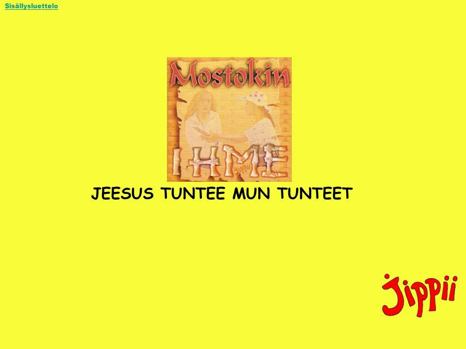 JEESUS TUNTEE MUN TUNTEET