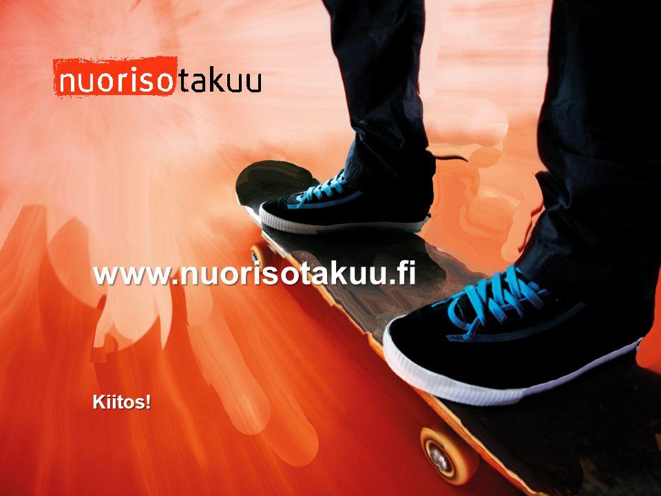 www.nuorisotakuu.fi Kiitos!