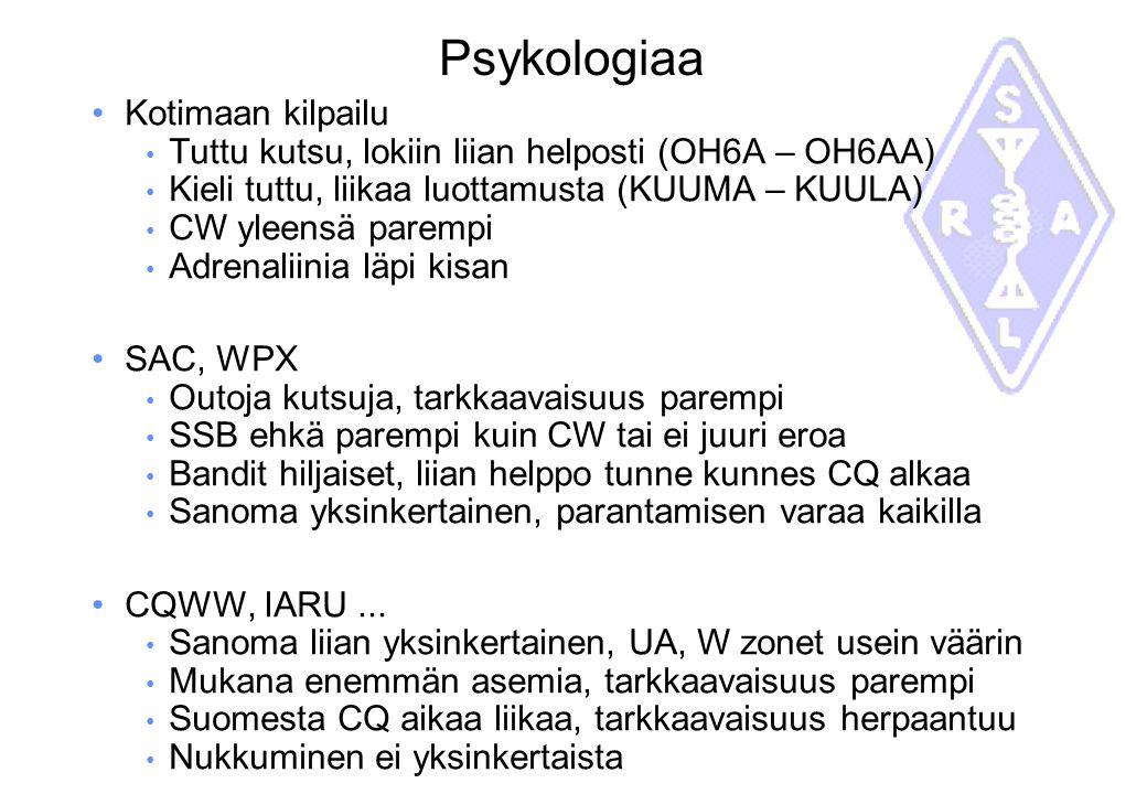 Psykologiaa Kotimaan kilpailu