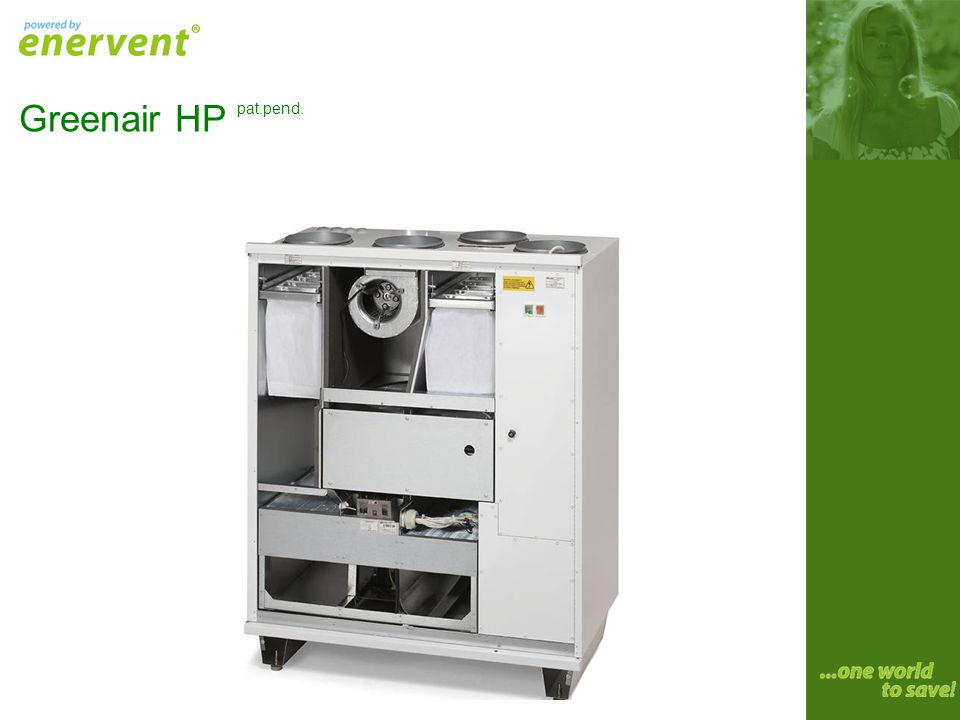 Greenair HP pat.pend.