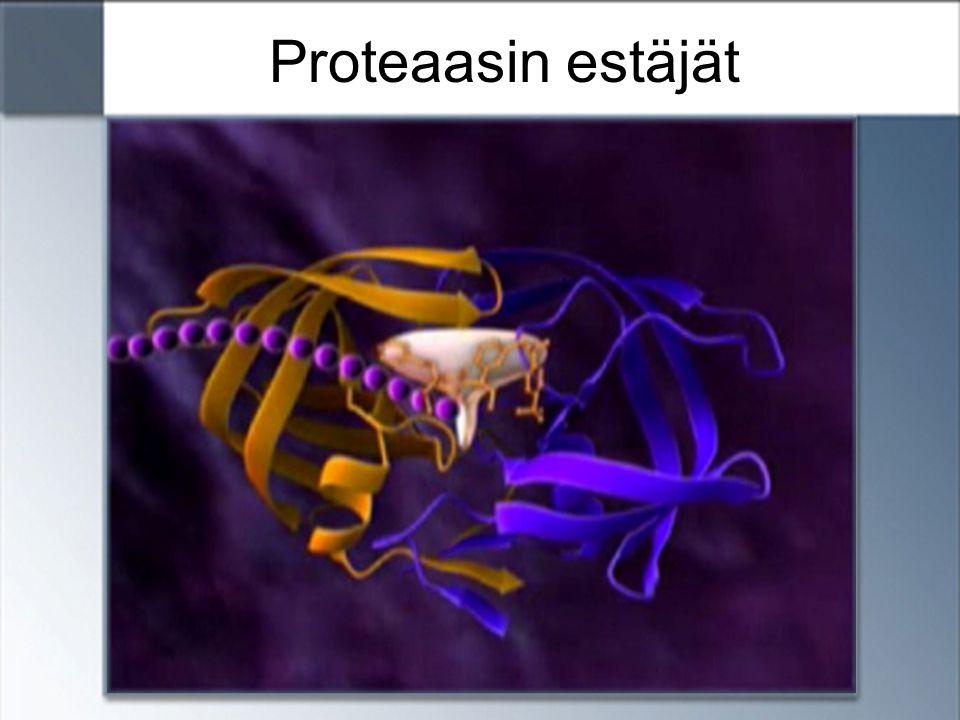 Proteaasin estäjät