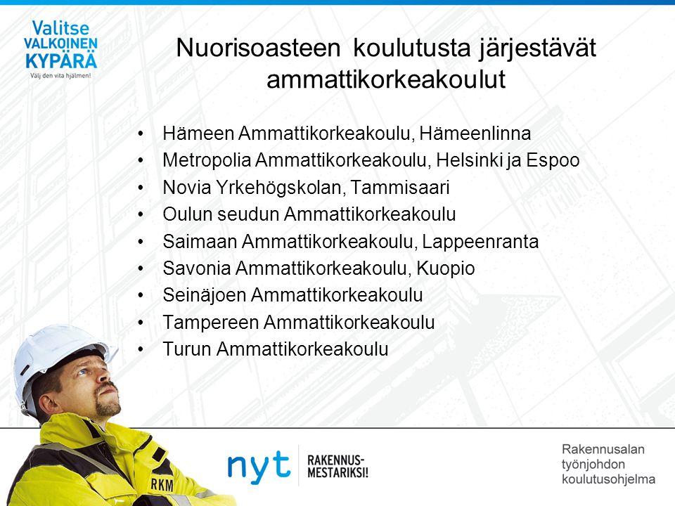 Rakennusmestari (AMK) - ppt lataa