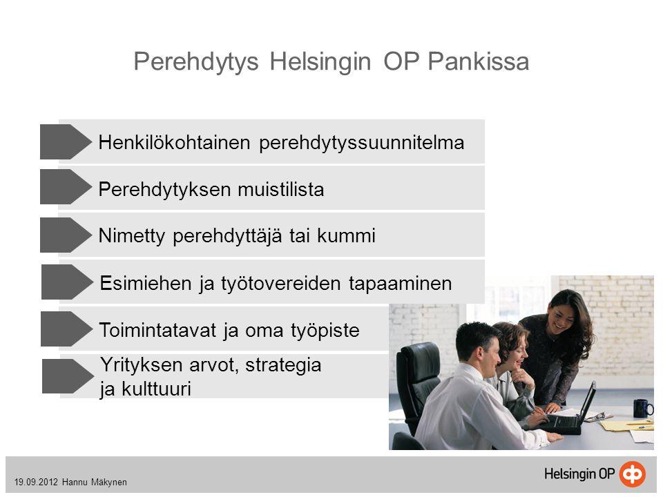 Osaavan työvoiman turvaaminen Helsingin OP Pankissa - ppt lataa