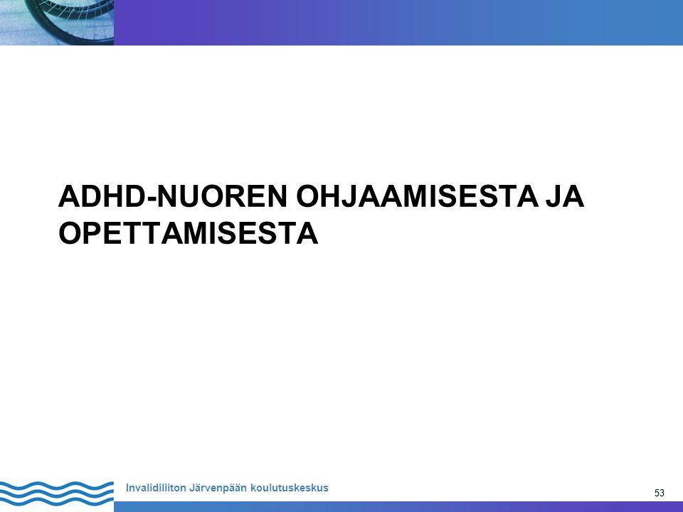 adhd ja masennus Pietarsaari