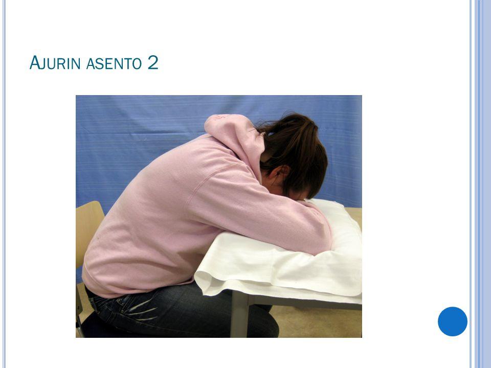 Ajurin asento 2