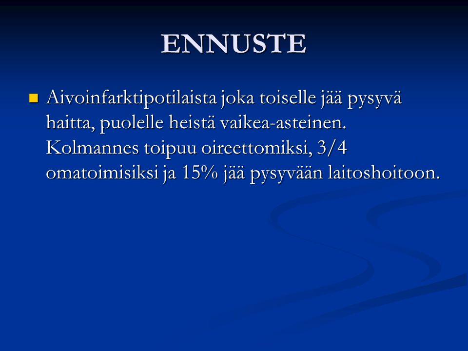 ENNUSTE