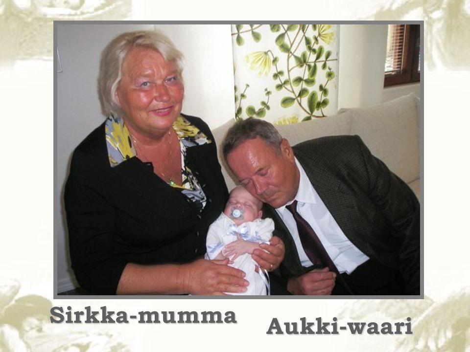 Sirkka-mumma Aukki-waari