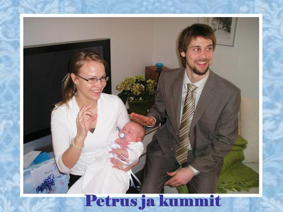 Petrus ja kummit