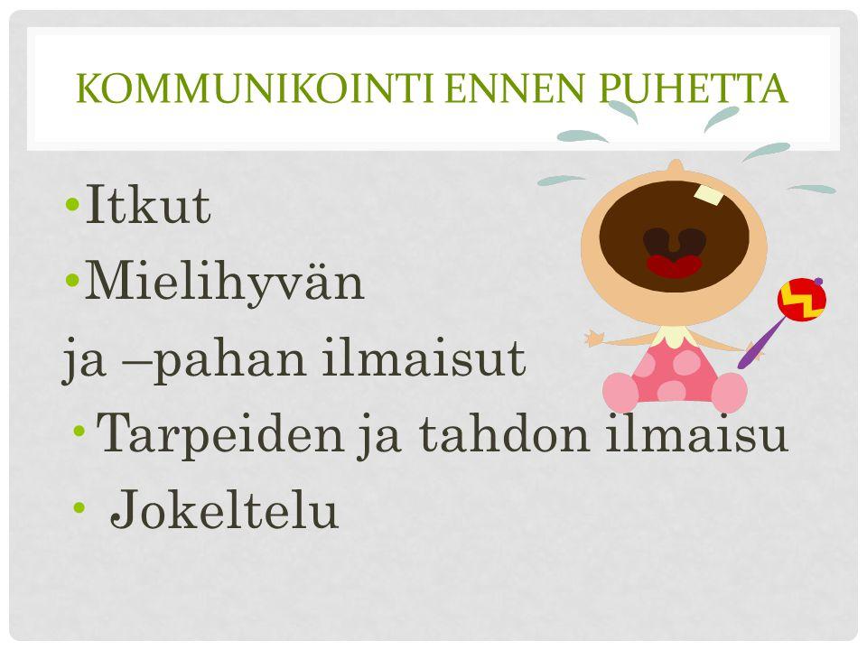 kognitiivinen kehitys Lahti
