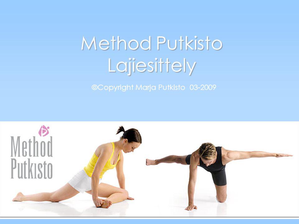 Method Putkisto Lajiesittely