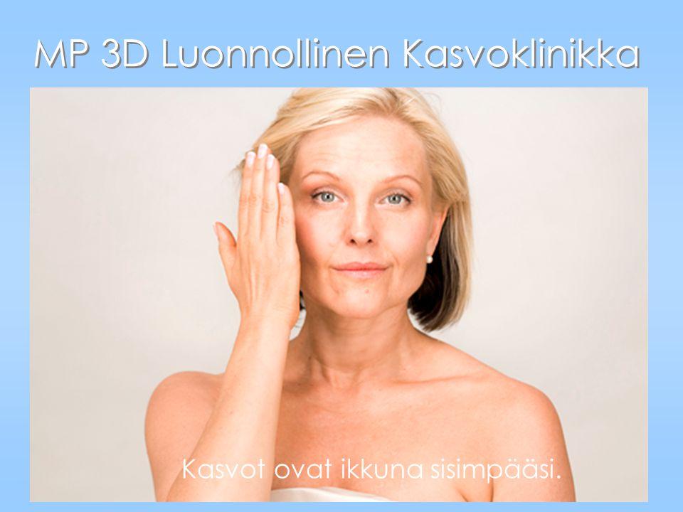 MP 3D Luonnollinen Kasvoklinikka
