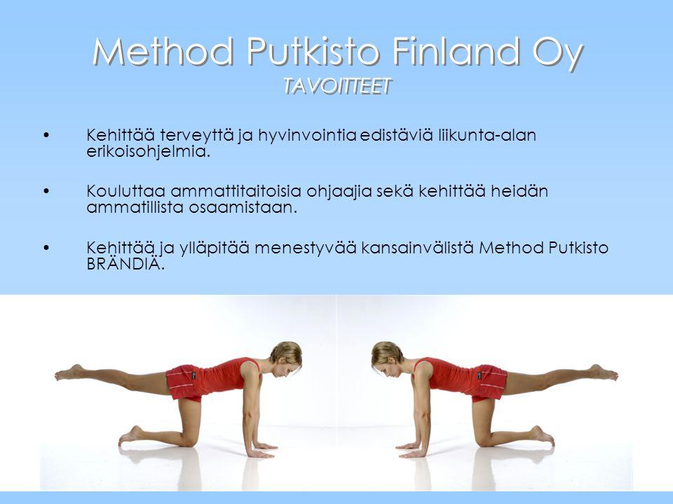 Method Putkisto Finland Oy TAVOITTEET