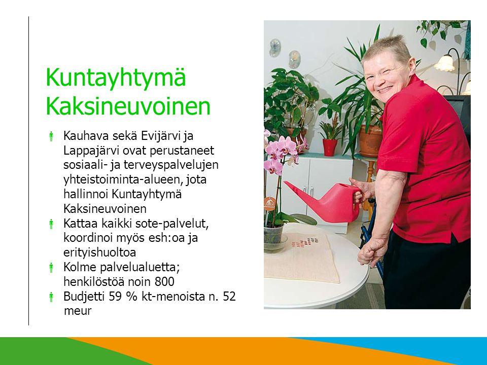 kaksineuvoinen työterveyshuolto Lahti