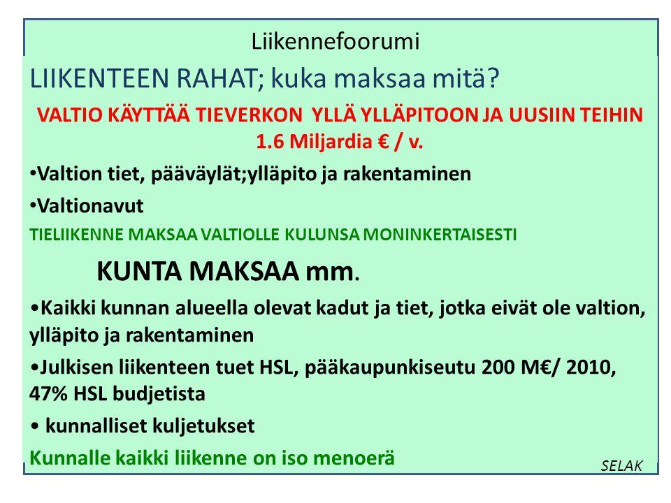 Liikennefoorumi Järjestäjät Suur Espoonlahden Kehitys ry  ppt lataa
